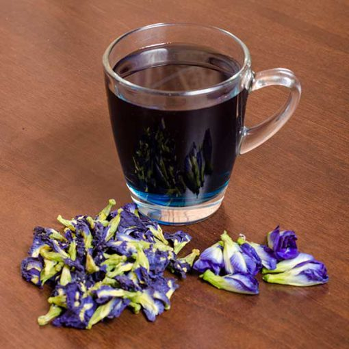 Blue Pea herbal drink