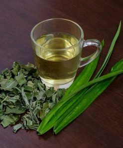 Pandan herbal drink