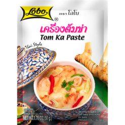 Tom Ka Paste Lobo