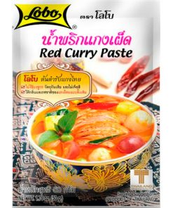 Red Curry Paste Lobo