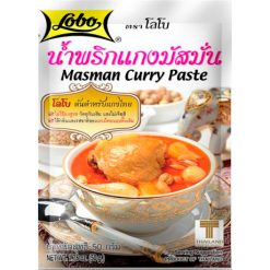 Masman Curry Paste Lobo