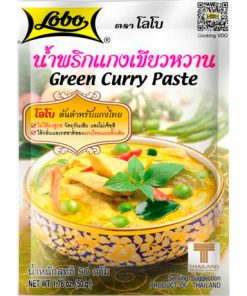 Green Curry Paste Lobo