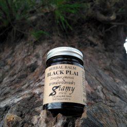 Herbal balm Black Plai