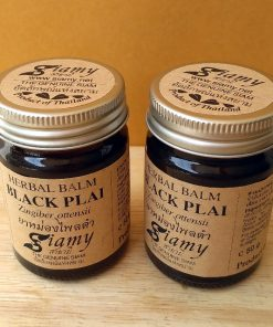 Herbal balm Black Plai