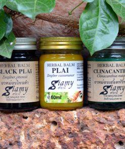 Herbal balms Siamy