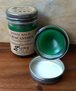 Herbal balm Clinacanthus