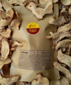 Galangal dried root Siamy
