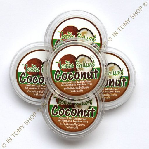 Natural lips moisturizer - Coconut 3