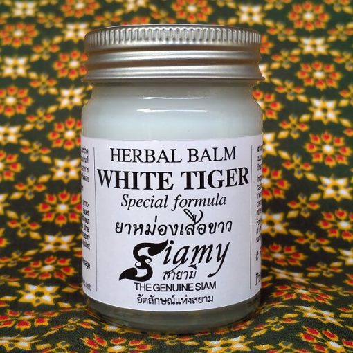 Herbal balm White Tiger