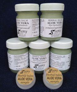 Herbal balm Aloe Vera