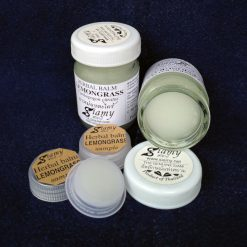 Herbal balm Lemongrass