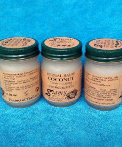 Herbal balm Coconut