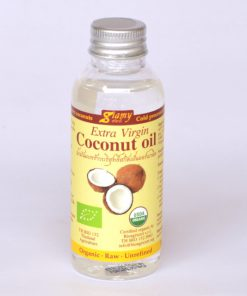 Organic extra virgin coconut oil Siamy 100 ml