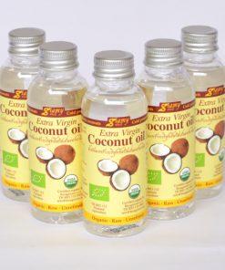 Organic extra virgin coconut oil Siamy 100 ml