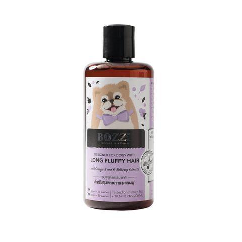 Natural dog shampoo Fur Nourishing BOZZI