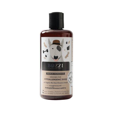 Natural hypoallergenic dog shampoo Original BOZZI