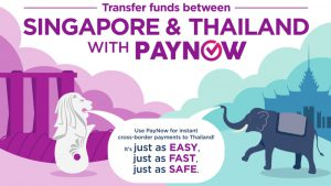 Singapore PayNow - Thailand PromptPay