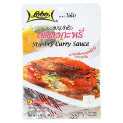 Stir-fry Curry
