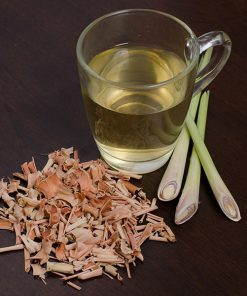 Lemongrass herbal drink