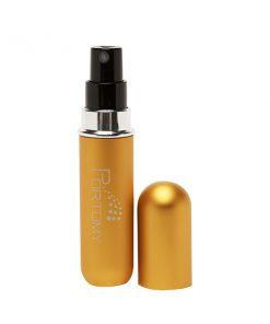 Атомайзер для парфюма PORTOMY золотой