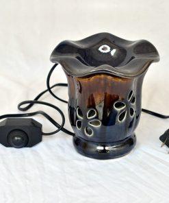 Аромалампа коричневая с регулятором