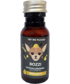 Гипоаллергенный шампунь для собак Immunity Booster (тестер)