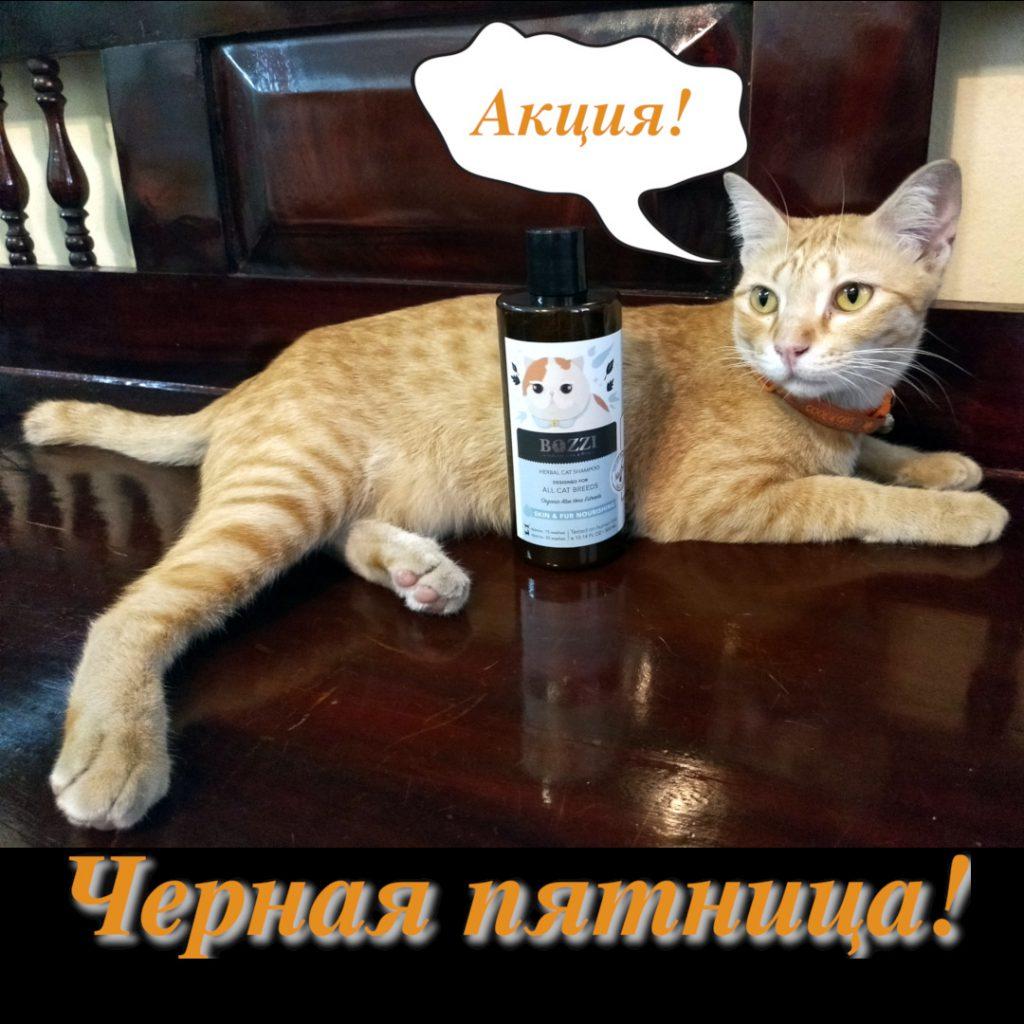 """""""ЧЕРНАЯ ПЯТНИЦА"""" от БОЗЗИ"""