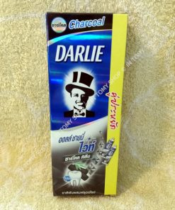 Зубная паста Darlie All Shiny White Charcoal Clean