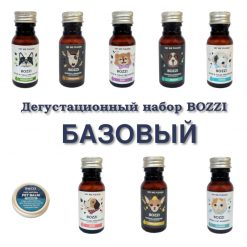Набор тестеров BOZZI N5 - БАЗОВЫЙ. Базовая коллекция BOZZI