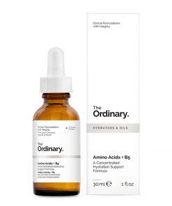The Ordinary Amino Acids + B5