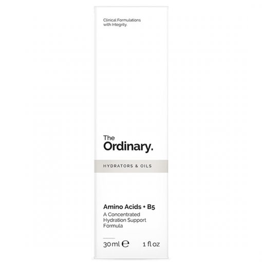 The Ordinary Amino Acids + B5